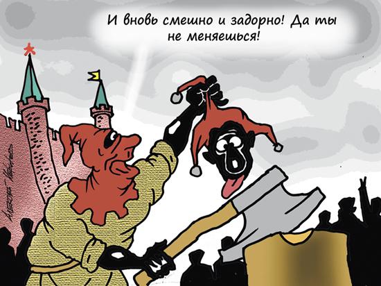 Закон о фейках похоронил День дурака 1 апреля