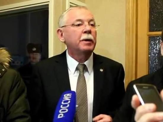 Андрея Нелидова выдвинут кандидатом в мэры Петрозаводска