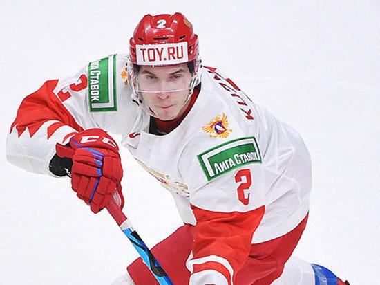 Мурманский хоккеист подписал контракт НХЛ
