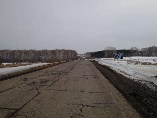 Ремонт крупного участка кузбасской трассы завершат досрочно