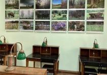 Выставка Приокско-Террасного заповедника открылась в Научной библиотеке МГУ
