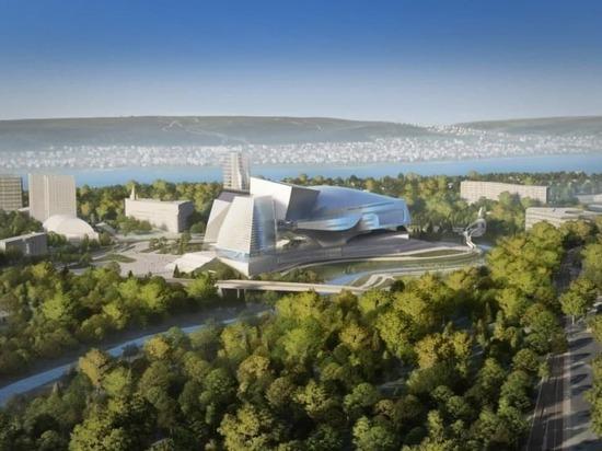 В Кемерове в 2021 году начнет работать новый культурно-образовательный комплекс
