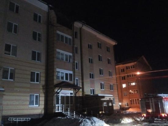 203 человека эвакуировались из-за пожара в общежитии Екатеринбурга