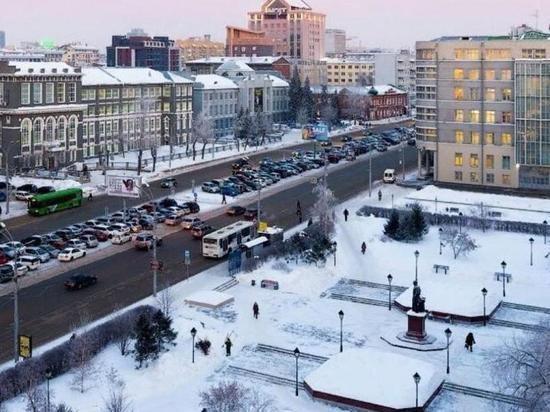 Казаки выступили за переименование площади Свердлова в Новосибирске