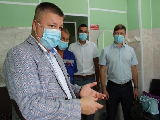 Алтайского министра здравоохранения отправили в отставку