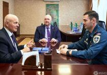 Весенний паводок в Кузбассе специалисты будут отслеживать из космоса