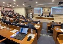 В Салехарде открыли Ямальский нефтегазовый форум