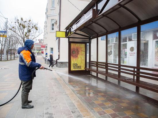 Ставрополь приводят в порядок после зимы