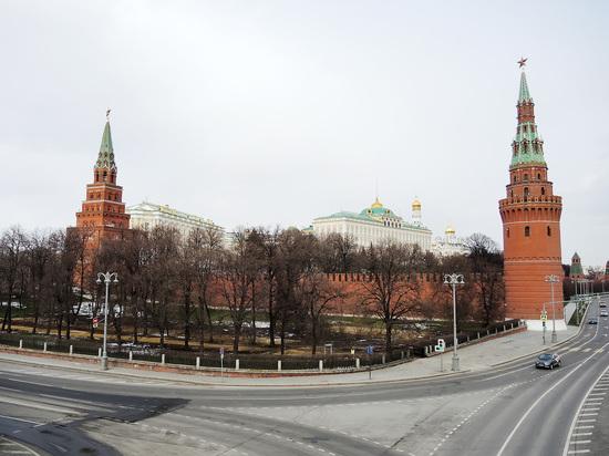 Душевнобольной грузчик пытался прорваться в Кремль к Путину