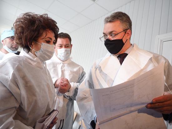 Ставропольский губернатор опроверг слухи о холере