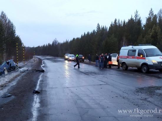 В Братском районе в ДТП погибло два человека