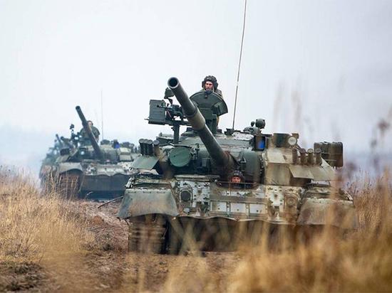 К столкновению на Донбассе может привести случайный обстрел