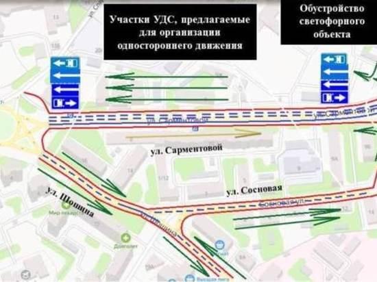 В Иванове проблему пробок из Сортировки будут решать в мэрии