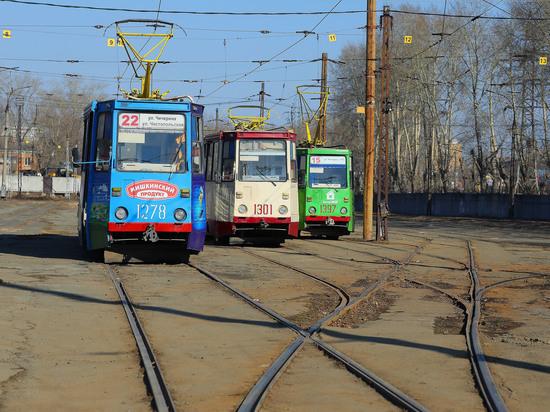 В Челябинске на две недели ограничат движение трамваев