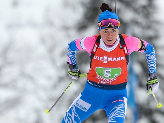 На чемпионате России биатлонистка из ЯНАО заняла второе место
