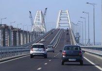 Движение по Крымскому мосту приостановили из-за учений