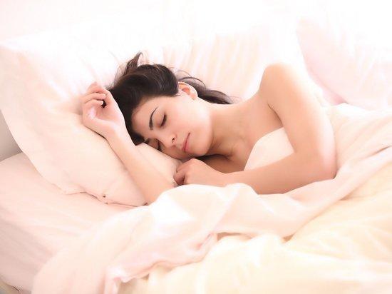 Как уснуть за одну минуту