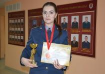 Курсант Академии ФСИН заняла второе место на конкурсе Planet of Arts
