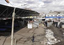 Центральный рынок в Абакане оборудуют парковками