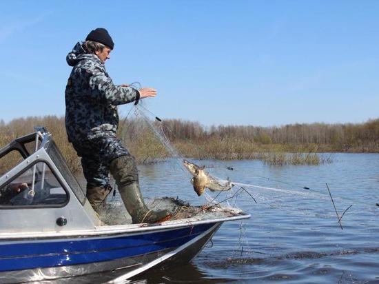 С 1 апреля введены ограничения на лов рыбы в Нижегородской области