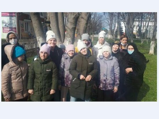 В Дагестане митингуют опекуны