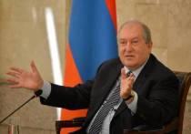 Роль президента Армении парадоксальна, как и сам институт президентской власти
