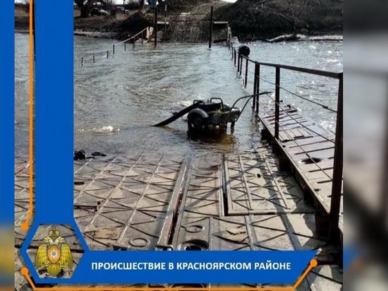 Мосты в Астраханской области продолжают уходить на дно