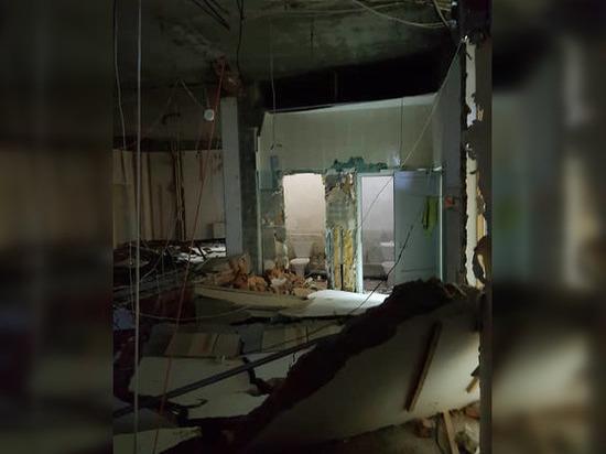 Не случайность: установлены обстоятельства обрушения стены ТЦ в Калмыкии