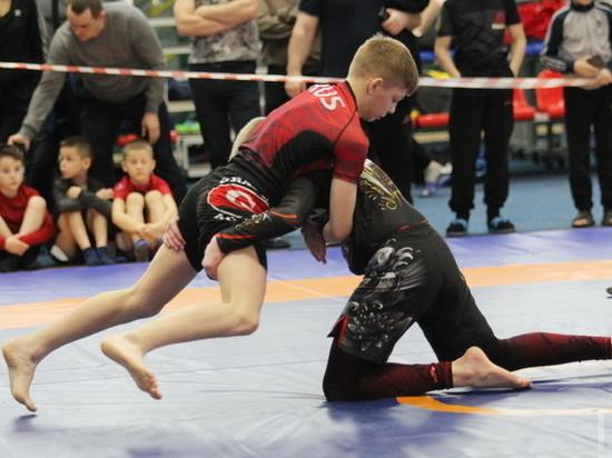 Борцы из Ивановской области выиграли на Всероссийском турнире по грэпплингу