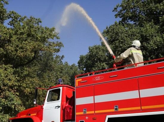В Волгоградской области с 1 апреля объявили пожароопасный сезон