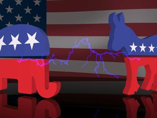 На ее пути стоят два сенатора-демократа