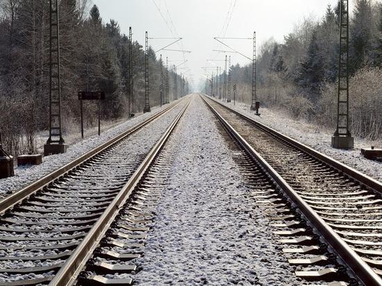 Мужчина погиб под колесами поезда в Тюменской области