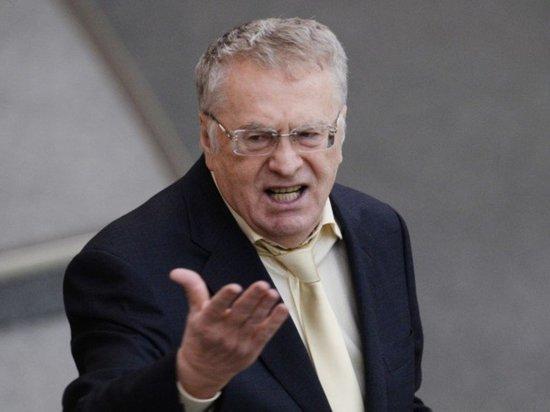 Жириновский сказал, что на днях отправят в отставку Валентина Коновалова
