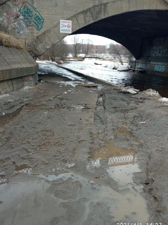 Комбинат благоустройства очистит кукковские скверы и участок под Советским мостом