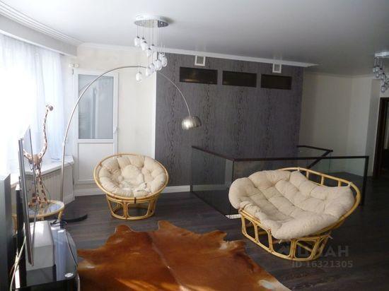 В Барнауле сдают пентхаус в элитном доме за 1,3 млн рублей в год