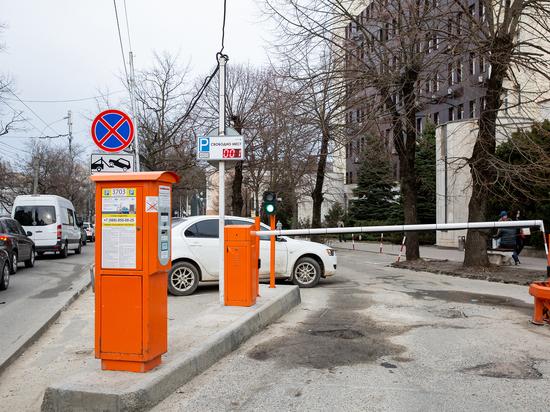 В Ставрополе ремонтируют парковку у центра Диагностики