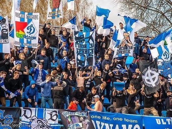 «Динамо-Брянск» примет на своем поле московское «Торпедо»