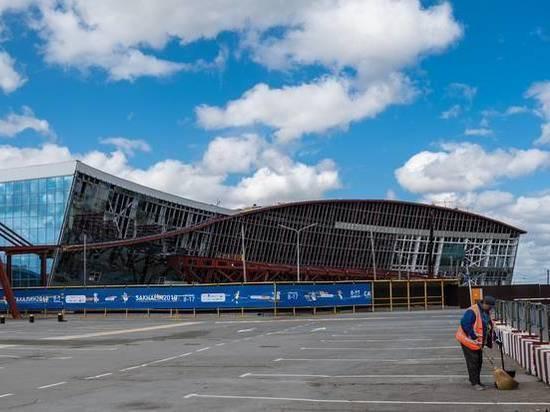 Аэровокзал в Южно-Сахалинске привлечет 12,5 миллиардов рублей