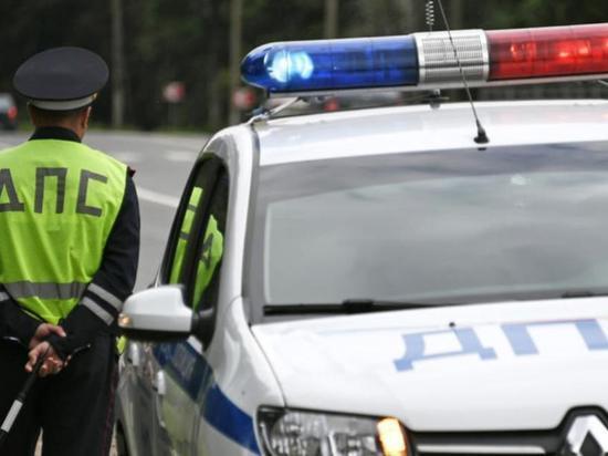 В Иванове выясняют личность водителя, сбившего пешехода на переулке Слесарный