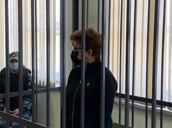 Представителя губернатора в АКЗС Стеллу Штань отправили в СИЗО