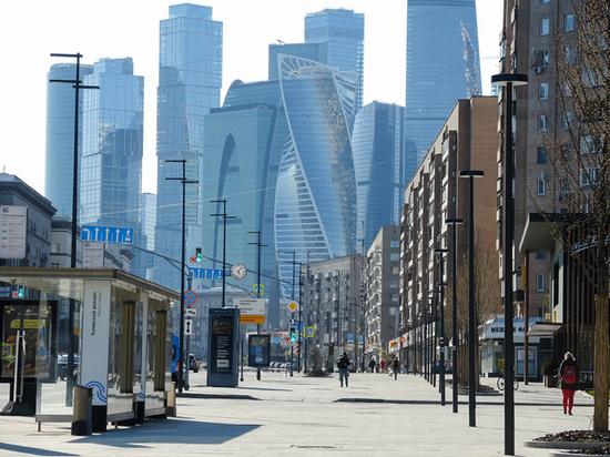 Среди миллионников рейтинг возглавила Москва