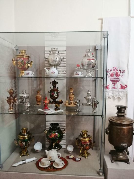 Заведующий Саратовским этнографическим музеем: «Выставка старинных самоваров как зеркало дружбы народов на Волге»
