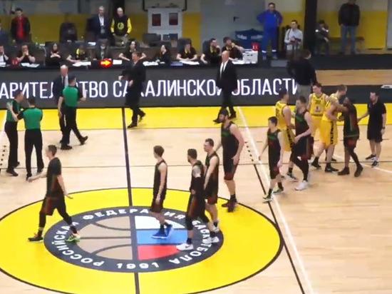 «Уралмаш» впервые вышел в полуфинал Суперлиги