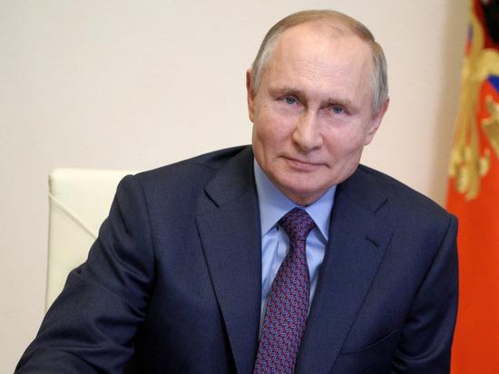 В Кремле рассказали о здоровье Путина через 10 дней после прививки