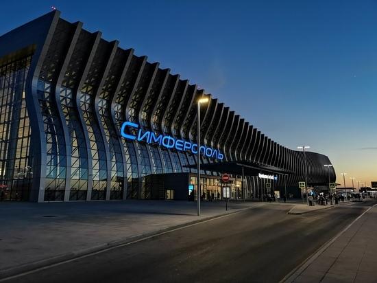 В первом квартале 2021 года в аэропорту Симферополя вырос пассжиропоток
