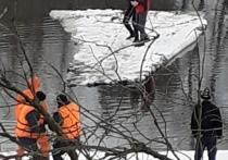 Двое подростков в Кинешме оказались на оторванной льдине