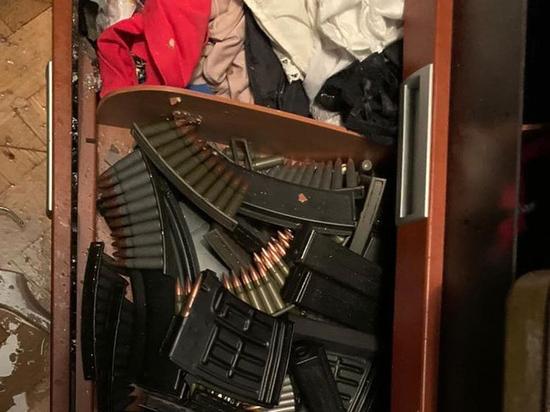Версия о бутафорском арсенале мытищинского стрелка Барданова оказалась абсурдной