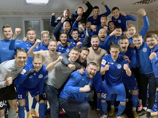 ФК «Тверь» одержал первую победу после зимней паузы