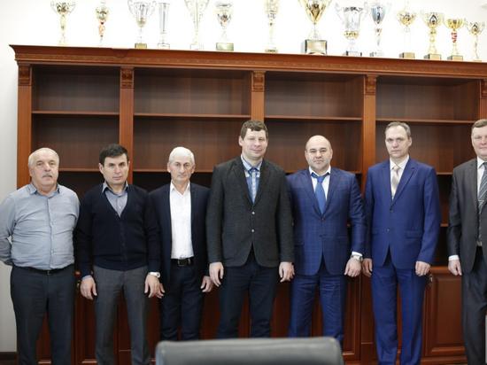 Новый глава Минспорта Дагестана начал с шашек