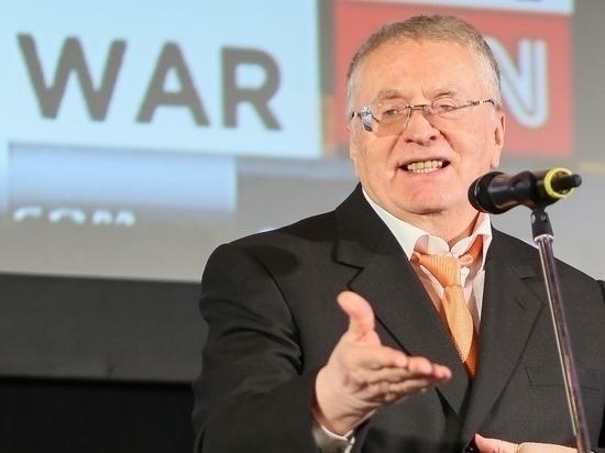 Жириновский предложил выселять из города злостных нарушителей ПДД